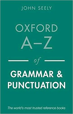Книга Oxford A-Z of Grammar and Punctuation
