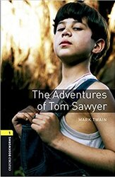 Oxford Bookworms Library 3rd Edition 1: Adventures of Tom Sawyer with MP3 Audio Download - фото обкладинки книги