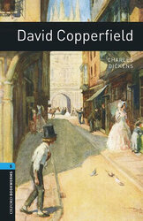 Oxford Bookworms Library 3rd Edition 5: David Copperfield with MP3 Audio Download - фото обкладинки книги