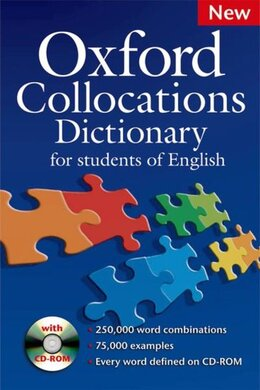 Oxford Collocations Dictionary for Students of English 2nd Edition with CD-ROM (словник) - фото книги
