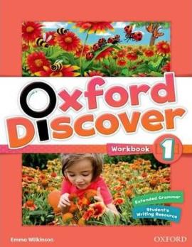 Oxford Discover 1. Workbook - фото книги
