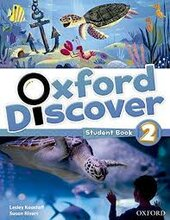Oxford Discover 2. Student's Book - фото обкладинки книги