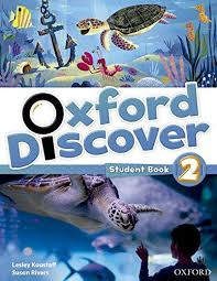 Oxford Discover 2. Student's Book - фото книги