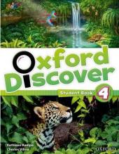 Oxford Discover 4. Student's Book - фото обкладинки книги