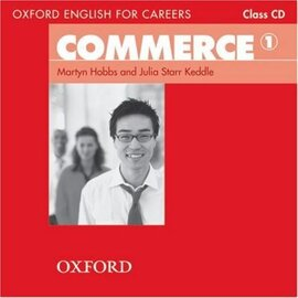 Oxford English for Careers: Commerce 1: Class Audio CD (аудіодиск) - фото книги