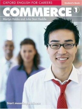 Oxford English for Careers: Commerce 1: Student's Book (підручник) - фото книги