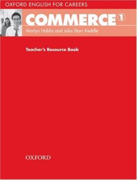 Oxford English for Careers: Commerce 1: Teacher's Resource Book (підручник) - фото книги