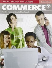 Oxford English for Careers: Commerce 2: Student's Book (підручник) - фото обкладинки книги