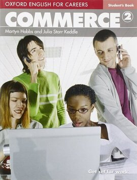 Oxford English for Careers: Commerce 2: Student's Book (підручник) - фото книги