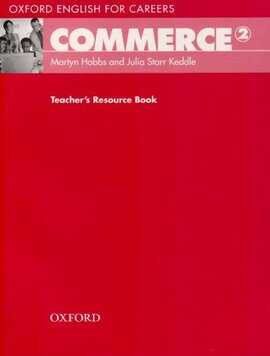 Oxford English for Careers: Commerce 2: Teacher's Resource Book (підручник) - фото книги