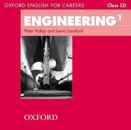 "Oxford English for Careers: Engineering: Class Audio CD (аудіодиск)"" Peter Astley - фото книги"