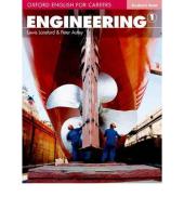 Oxford English for Careers: Engineering: Student's Book (підручник) - фото обкладинки книги
