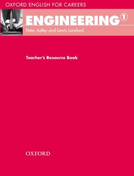 Oxford English for Careers: Engineering: Teacher's Resource Book (підручник) - фото книги