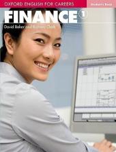 Oxford English for Careers: Finance 1: Student's Book (підручник) - фото обкладинки книги