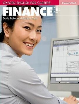Oxford English for Careers: Finance 1: Student's Book (підручник) - фото книги