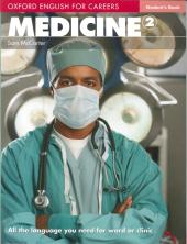 Oxford English for Careers: Medicine 2: Student's Book (підручник) - фото обкладинки книги