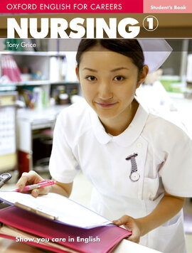Oxford English for Careers Nursing 1. Student's Book - фото книги
