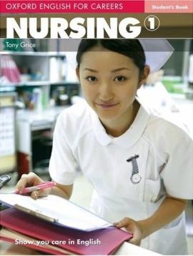 Oxford English for Careers: Nursing 1: Student's Book (підручник) - фото книги