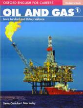 Oxford English for Careers: Oil and Gas 1: Student's Book (підручник) - фото обкладинки книги