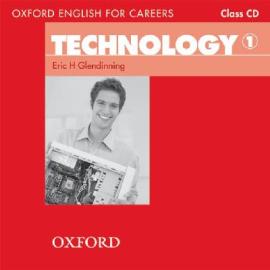 "Oxford English for Careers: Technology 1: Class Audio CD (аудіодиск)"" Eric H. Glendinning - фото книги"