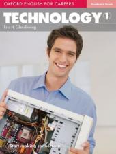 Oxford English for Careers: Technology 1: Student's Book (підручник) - фото обкладинки книги