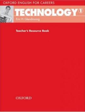 Oxford English for Careers: Technology 1: Teacher's Resource Book (підручник) - фото книги