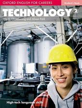 Oxford English for Careers: Technology 2: Student's Book (підручник) - фото обкладинки книги