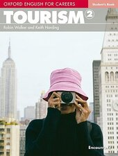 Oxford English for Careers: Tourism 2: Student's Book (підручник) - фото обкладинки книги
