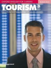 Oxford English for Careers: Tourism 3: Student's Book (підручник) - фото обкладинки книги