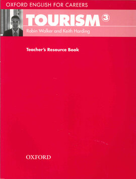 Oxford English for Careers: Tourism 3: Teacher's Resource Book (підручник) - фото книги