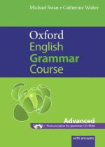 Книга для вчителя Oxford English Grammar Course Advanced with Answers with CD-ROM (пiдручник з аудiодиском)