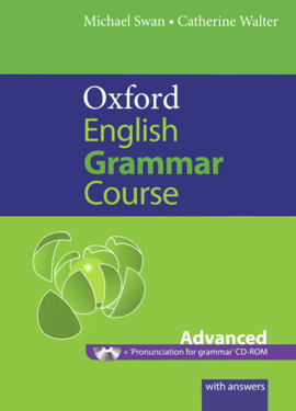 Oxford English Grammar Course Advanced with Answers with CD-ROM (пiдручник з аудiодиском) - фото книги