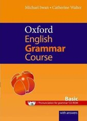 Oxford English Grammar Course Basic. with Answers CD-ROM Pack - фото обкладинки книги