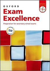 Oxford Exam Excellence. Student Book with Multi-ROM - фото обкладинки книги