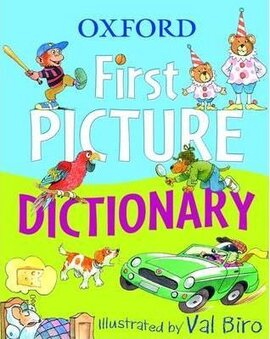 Книга Oxford First Picture Dictionary