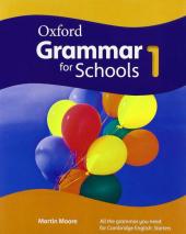 Oxford Grammar for Schools 1: Student's Book (підручник) - фото обкладинки книги