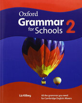 Oxford Grammar for Schools 2: Student's Book (підручник) - фото обкладинки книги