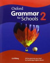 Oxford Grammar for Schools 2: Student's Book with DVD (підручник + диск) - фото обкладинки книги