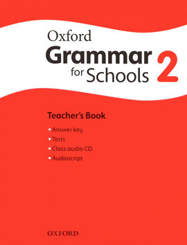 Oxford Grammar for Schools 2: Teacher's Book with Audio CD (підручник + аудiодиск) - фото книги
