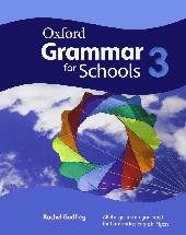 Oxford Grammar for Schools 3: Student's Book with DVD (підручник + диск) - фото обкладинки книги