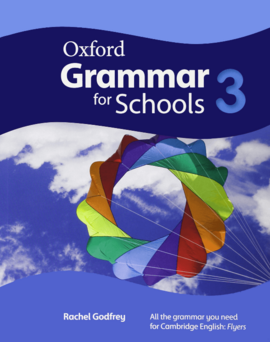 Oxford Grammar for Schools 3: Student's Book with DVD (підручник + диск) - фото книги