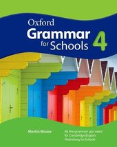 Oxford Grammar for Schools 4: Student's Book with DVD (підручник + диск) - фото обкладинки книги