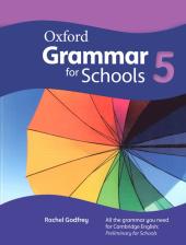 Oxford Grammar for Schools 5: Student's Book with DVD (підручник + диск) - фото обкладинки книги