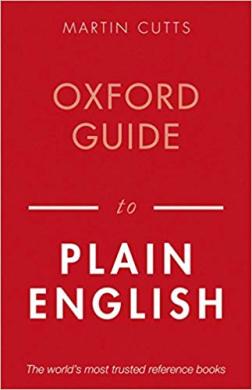 Oxford Guide to Plain English - фото книги