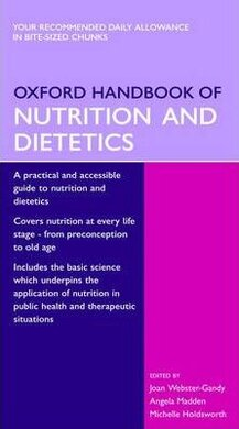 Oxford Handbook of Nutrition and Dietetics - фото книги