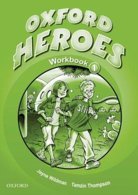 Oxford Heroes 1: Workbook - фото книги