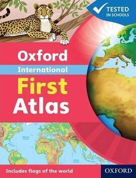 Oxford International First Atlas - фото книги