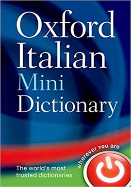 Oxford Italian Mini Dictionary - фото книги