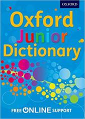 Oxford Junior Dictionary - фото обкладинки книги
