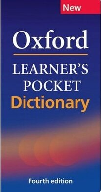 Oxford Learner's Pocket. Dictionary. 4th edition (словник) - фото книги